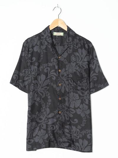 Tommy Bahama Hawaiihemd in M in graphit, Produktansicht