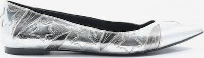 MANGO Klassische Ballerinas in 39 in silber, Produktansicht