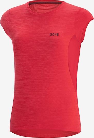 GORE WEAR Funktionsshirt 'R3 D' in hellrot, Produktansicht