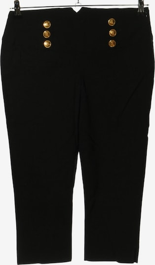STUDIO 3/4-Hose in XL in schwarz, Produktansicht