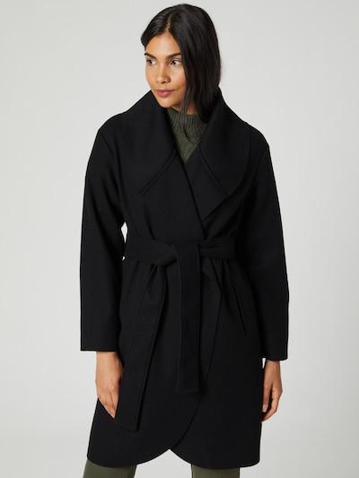 Guido Maria Kretschmer Collection Mantel 'Saskia' in schwarz, Modelansicht