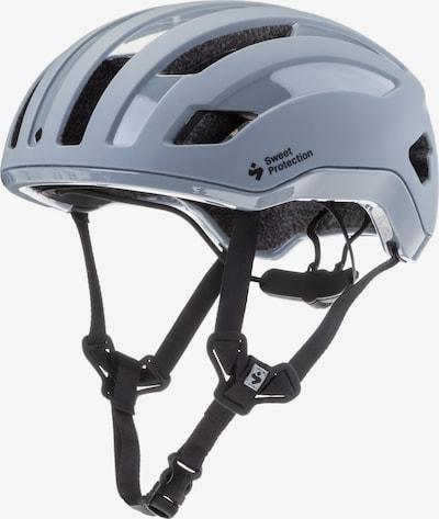 Sweet Protection Fahrradhelm in grau / schwarz, Produktansicht