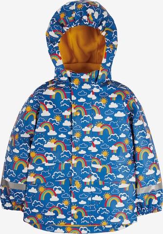 Frugi Toiminnallinen takki värissä sininen