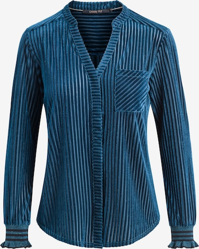 CaddisFly Blouse 'Sage LS' in Blue, Item view