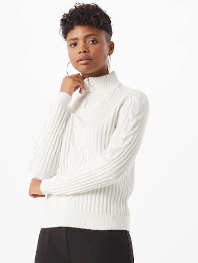 VILA Pulover u bijela, Prikaz modela