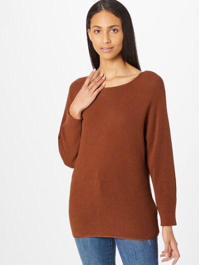 Esprit Collection Pullover in rostbraun, Modelansicht
