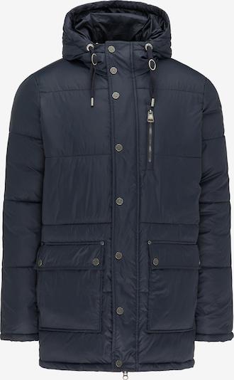 DreiMaster Vintage Winterjas in de kleur Marine, Productweergave