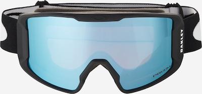OAKLEY Sportske naočale 'Line Miner' u safirno plava / crna, Pregled proizvoda