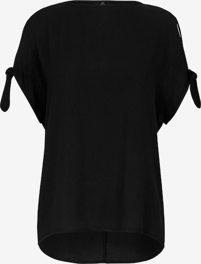 Emilia Lay Kurzarmbluse Bluse mit 1/2-Arm in schwarz, Produktansicht