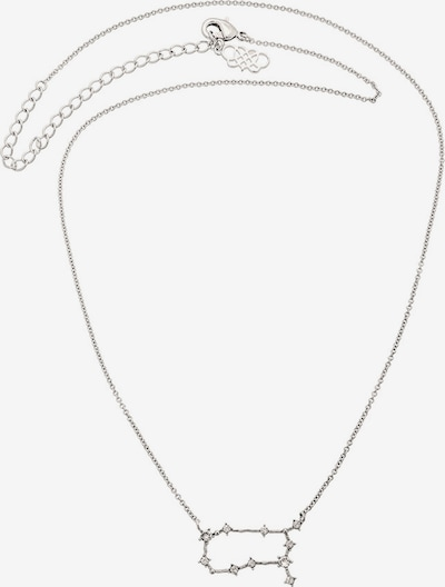 LILY AND ROSE Kette 'Gemini' in silber, Produktansicht