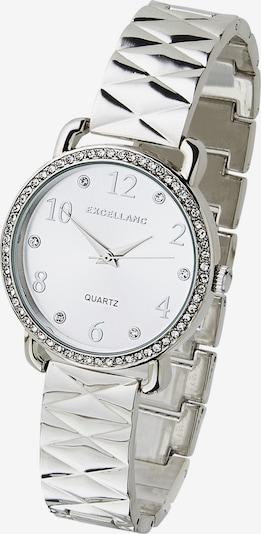heine Uhr in silber, Produktansicht