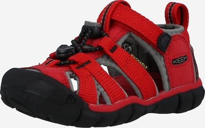 KEEN Sandale 'SEACAMP II CNX' in rot, Produktansicht