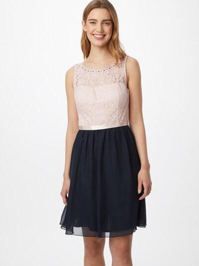 Vera Mont Cocktailkleid in anthrazit / rosa, Modelansicht