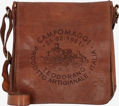 Campomaggi Schoudertas in de kleur Bruin, Productweergave