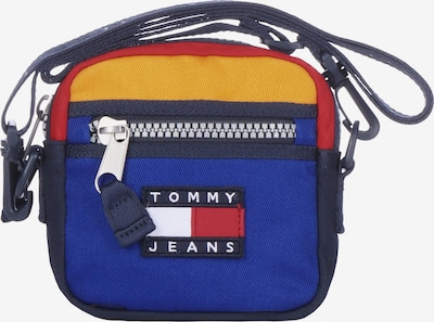 Tommy Jeans Umhängetasche in dunkelblau / orange / rot / weiß, Produktansicht