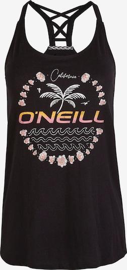 O'NEILL Top in mischfarben / schwarz, Produktansicht