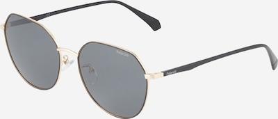 Polaroid Sonnenbrille '4106/G/S' in gold / schwarz, Produktansicht
