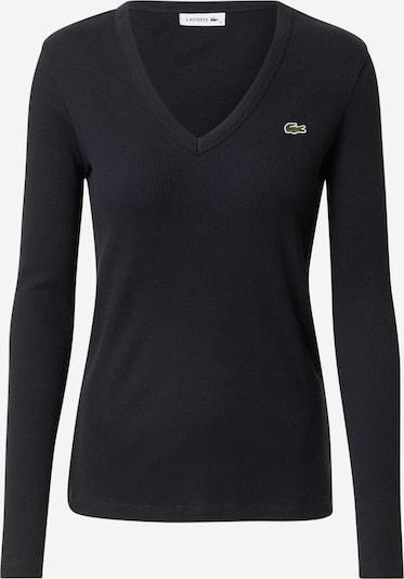 LACOSTE Shirt in nachtblau / hellgrün / weiß, Produktansicht