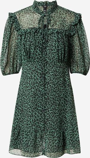 River Island Shirt Dress in Dark green / Black, Item view