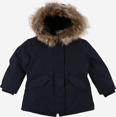 Marc O'Polo Junior Parka in navy, Produktansicht
