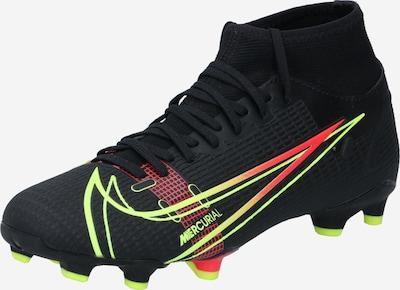 NIKE Buty piłkarskie 'Mercurial 8 Academy MG' w kolorze żółty / czerwony / czarnym, Podgląd produktu