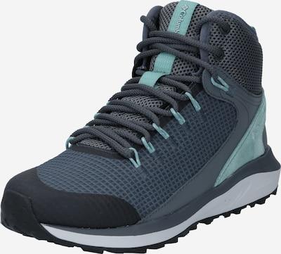 COLUMBIA Bootsit 'TRAILSTORM' värissä tummansininen / harmaa / minttu / musta, Tuotenäkymä