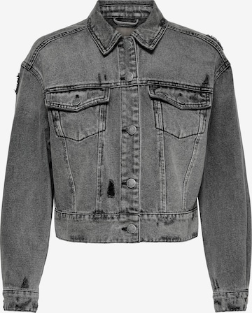 ONLY Between-Season Jacket 'Malibu' in Grey