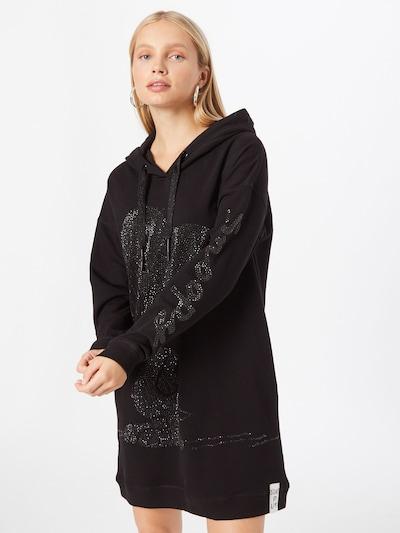 Frogbox Kleid in schwarz, Modelansicht