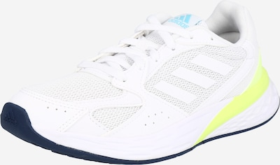 ADIDAS PERFORMANCE Zapatillas de running 'RESPONSE RUN' en amarillo / blanco, Vista del producto