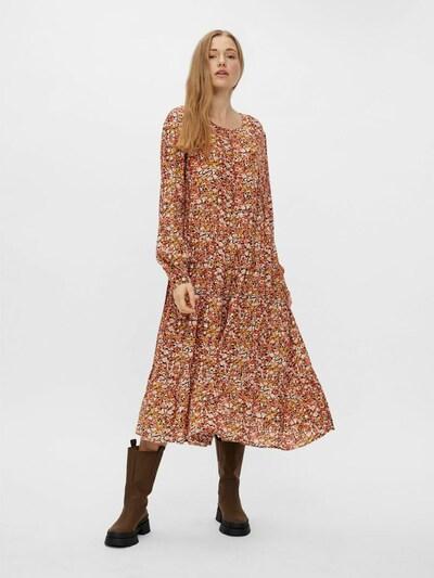 PIECES Kleid in mischfarben, Modelansicht