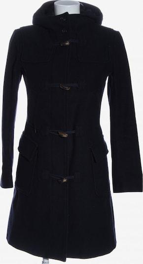 Benetton Wollmantel in XS in schwarz, Produktansicht