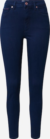 Tommy Jeans Jeans 'SYLVIA' in Blau