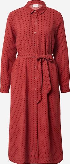 Rochie tip bluză JDY pe roșu ruginiu / negru, Vizualizare produs