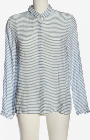 Emily Van Den Bergh Hemd-Bluse in S in blau / weiß, Produktansicht