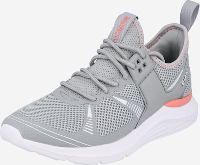 Bianco Sneakers 'CLIO' in Grey / Salmon, Item view
