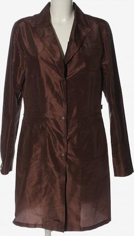 Uli Schneider Jacket & Coat in XL in Brown