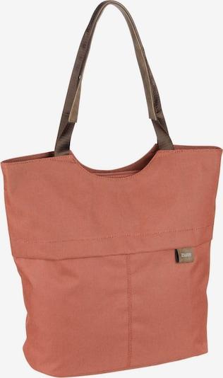 ZWEI Shopper ' Olli ' in hellrot, Produktansicht