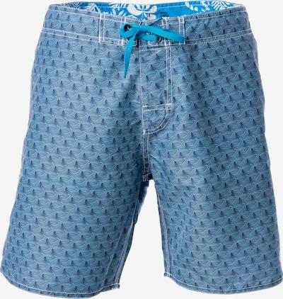 Panareha Badeshorts in blau, Produktansicht