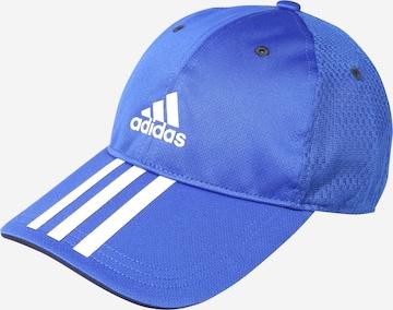 ADIDAS PERFORMANCE Spordimüts, värv sinine