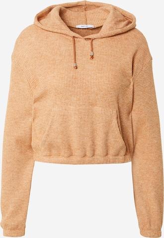 Sweat-shirt 'Viviana' ABOUT YOU en marron