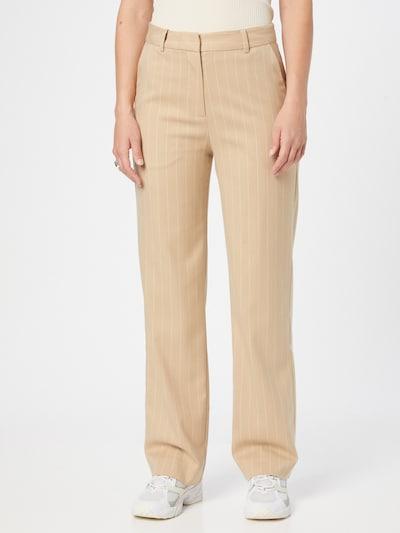 Envii Chino kalhoty 'KAFIR' - béžová / bílá, Model/ka