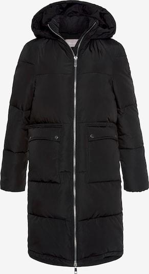TAMARIS Winter Coat in Black / Silver, Item view