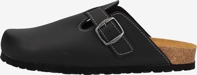 COSMOS COMFORT Muiltjes in de kleur Zwart, Productweergave
