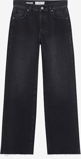 MANGO Jeans 'NORA' i svart denim, Produktvy
