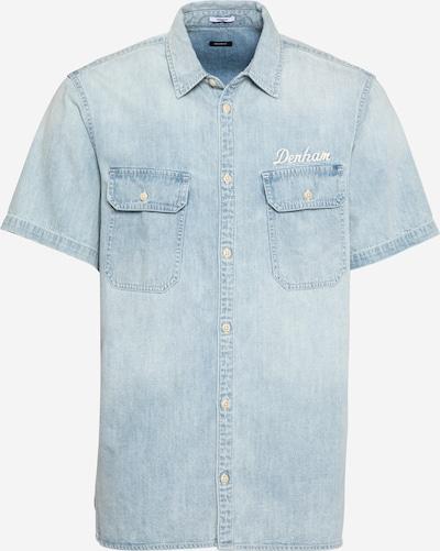 DENHAM Overhemd 'HENRY' in de kleur Lichtblauw, Productweergave