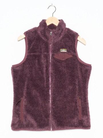 L.L.Bean Vest in M in Purple