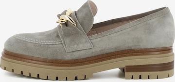 Gianluca Pisati Classic Flats in Grey