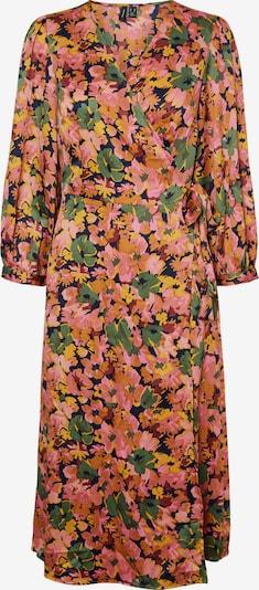 VERO MODA Dress 'Fall' in Navy / Yellow / Rose, Item view