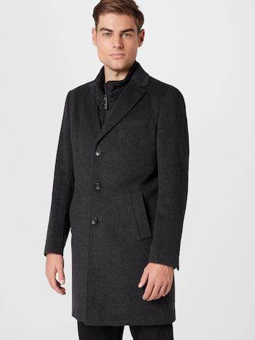 SAND COPENHAGEN Преходно палто 'Sultan' в черно
