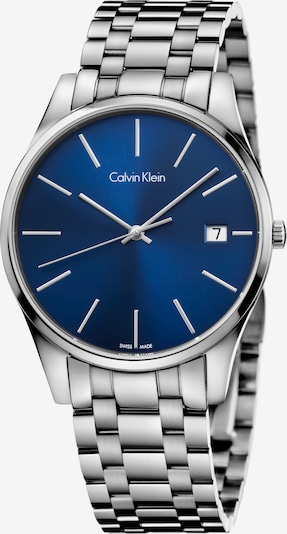 Calvin Klein Analoog horloge 'K4N2114N' in de kleur Blauw / Zilver, Productweergave